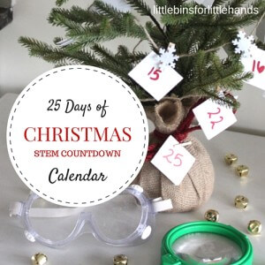 Christmas STEM Countdown Calendar