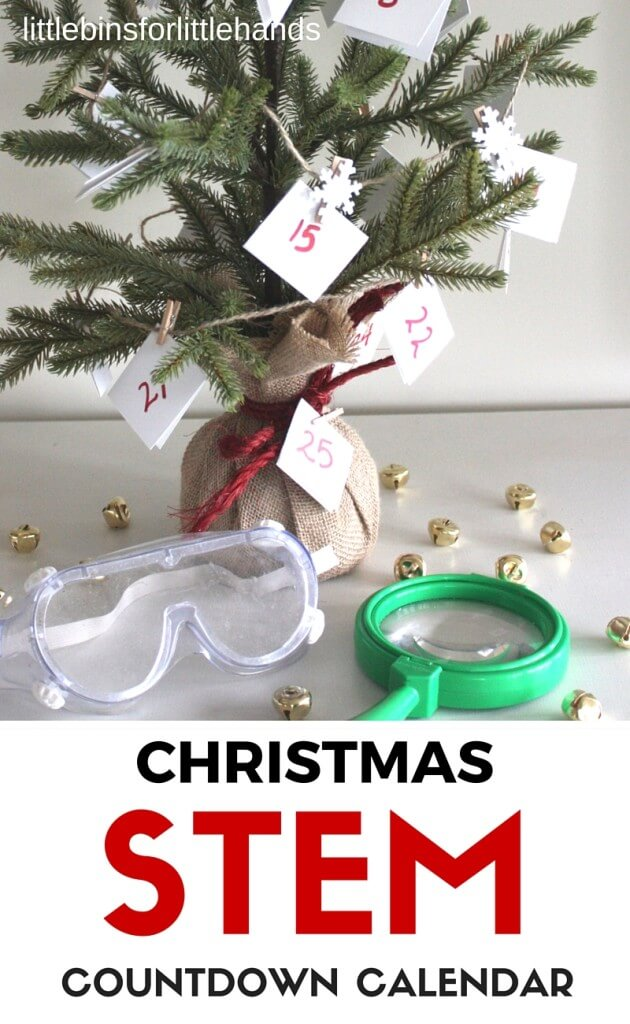 Christmas STEM Countdown Calendar