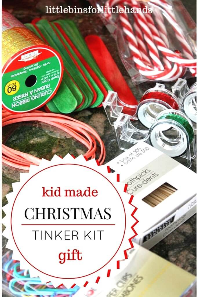 Christmas Tinker Kit Gift-2