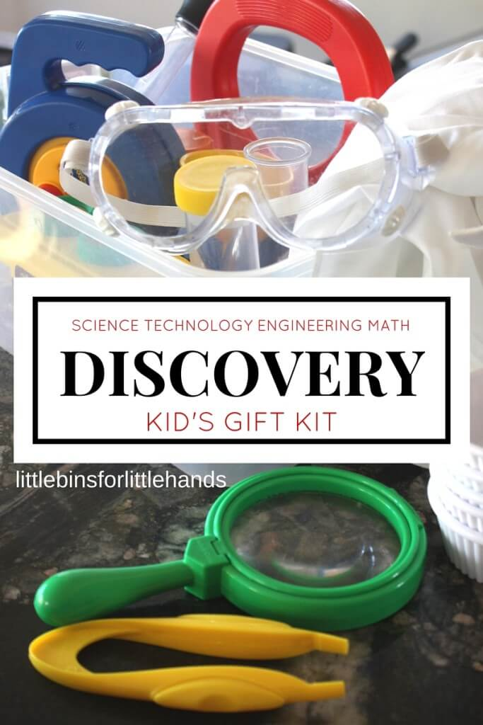 Kids Science Discovery Kit Gift STEM Gift