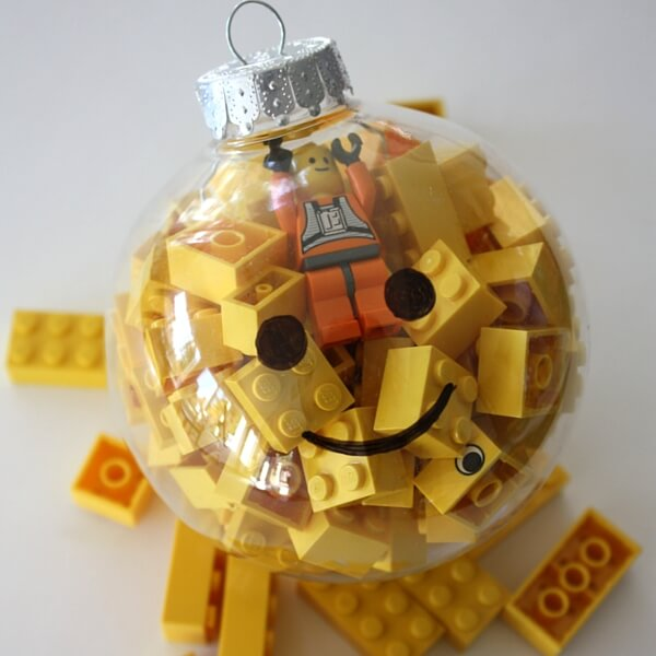 LEGO Bricks gift idea for kids