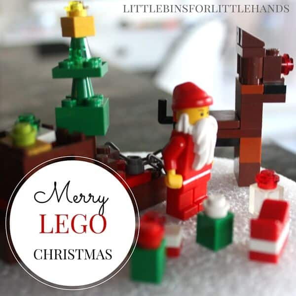 LEGO Christmas Building Ideas for Kids and Families