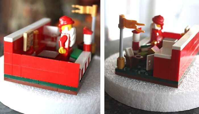 LEGO Christmas Building Ideas