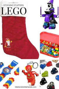 LEGO Stocking Stuffers LEGO Gifts