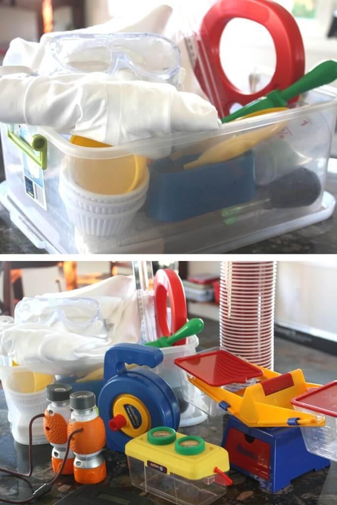 STEM Science Discovery Kit Kids Gift