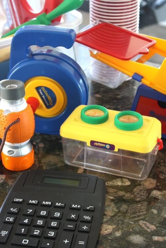 STEM Science Kit Idea for Kids