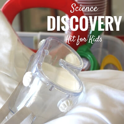 Science Discovery Kit for Kids
