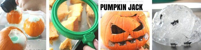Pumpkin Science Halloween Science October Kids Science Experiments
