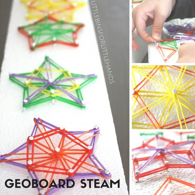 GEOBOARD STEAM