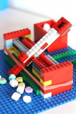 Kids Easy LEGO Catpault