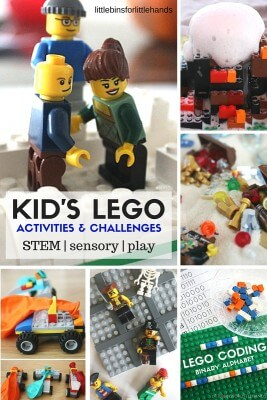 Kids LEGO Activities and LEGO STEM Challenges-2