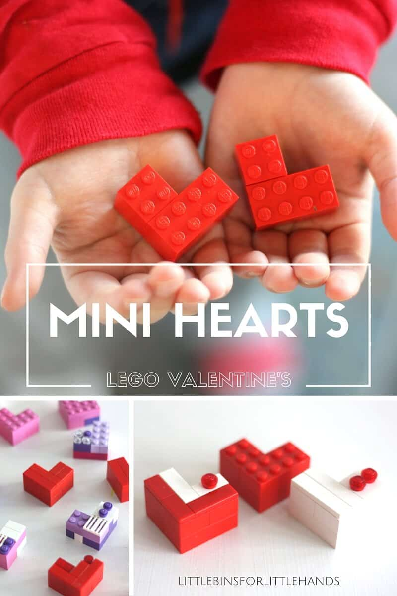 Lego Valentines Day Building Ideas For Kids Stem