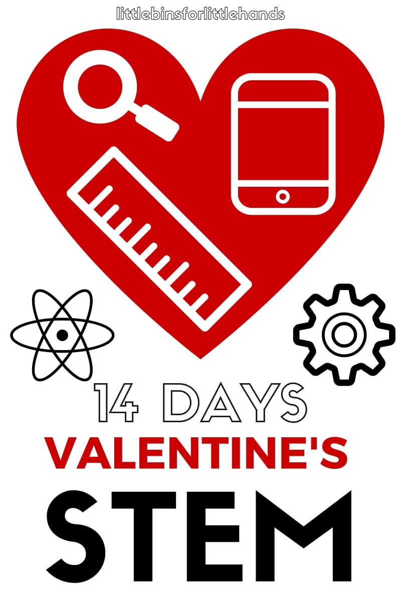 valentines slime for valentines day science and stem