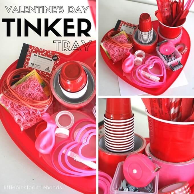 Valentines Day Tinker Tray
