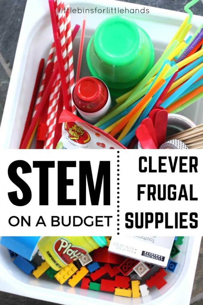 STEM on a budget for cheap STEM activities