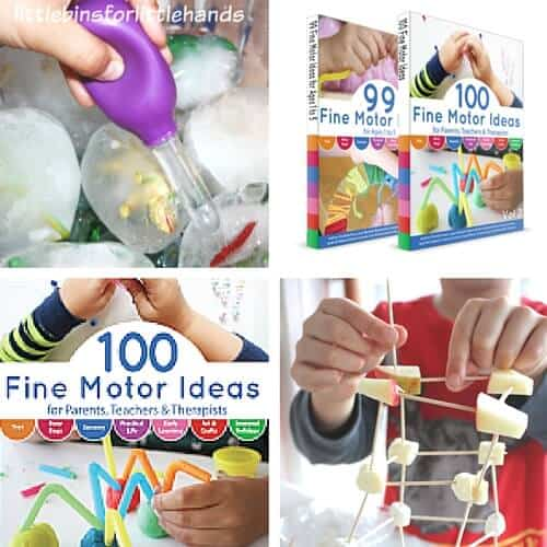 100 Fine Motor Ideas Tools and Tools for Science