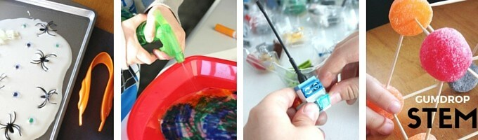 Fine Motor Science and STEM Activities