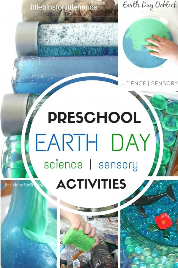 Earth Day Activities, Science and STEM