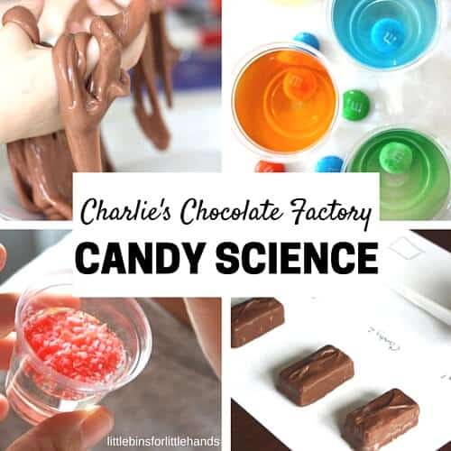 Charlies Chocolate Factory Candy Science Activities