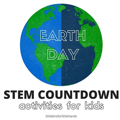 Earth Day Stem Activities And Challenges For Kids