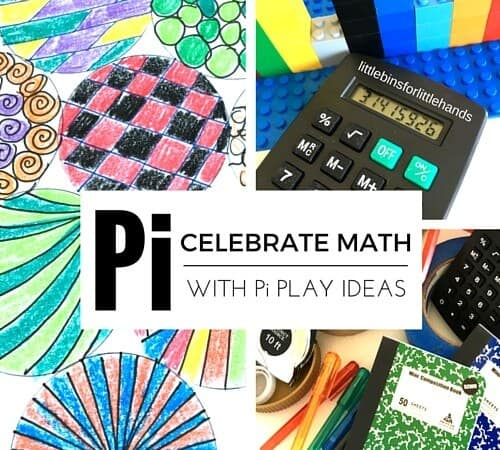 Pi Geometry STEAM Activities and Math Ideas