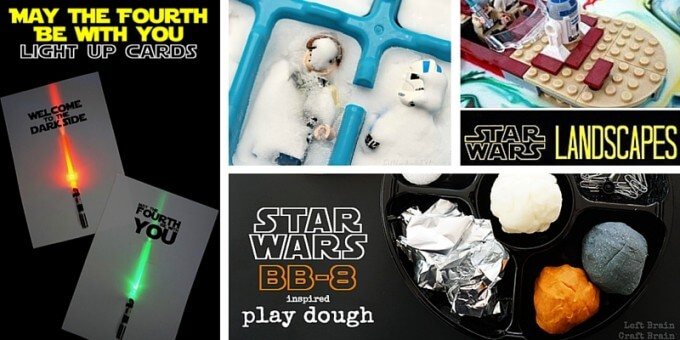Star Wars Science and STEM ideas