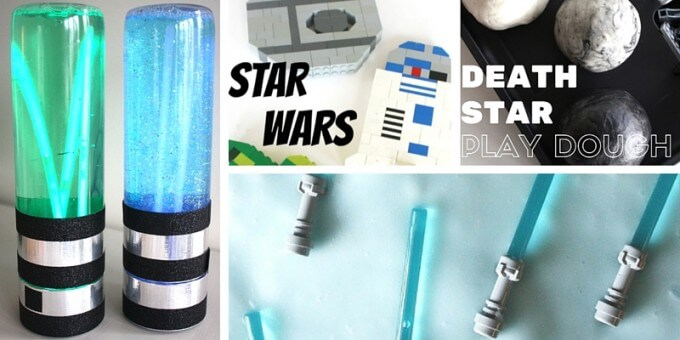 Star Wars Science Activities and Experiments