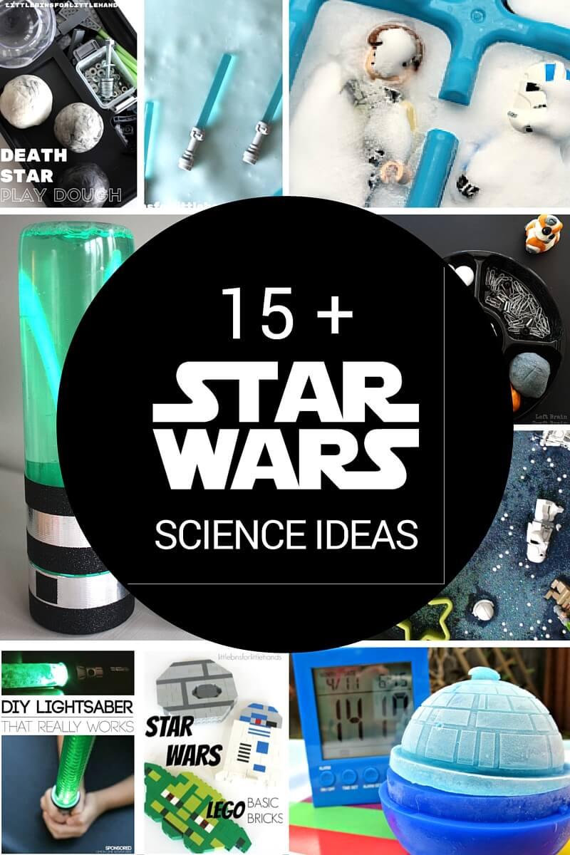 star wars science activities and star wars stem ideas for kids. Black Bedroom Furniture Sets. Home Design Ideas