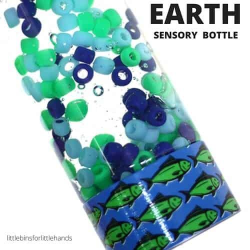 earth sensory bottle