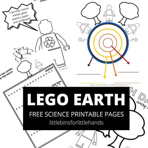 lego earth science coloring pages earth day activities - Science Coloring Pages