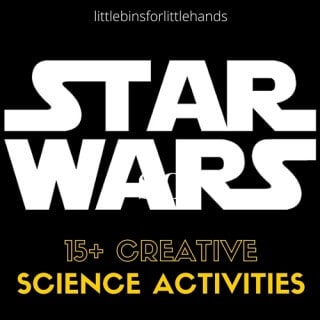 Star Wars Science Activities and STEM Ideas for Kids Star Wars