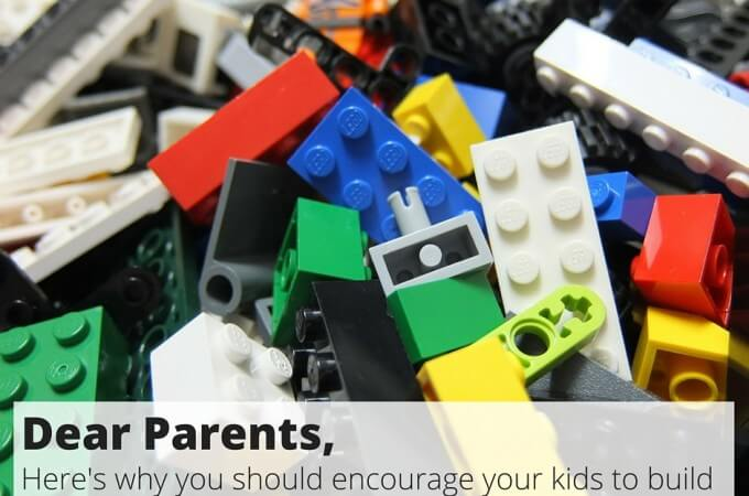 Why Kids Should Build LEGO Creations That Are Crazy!