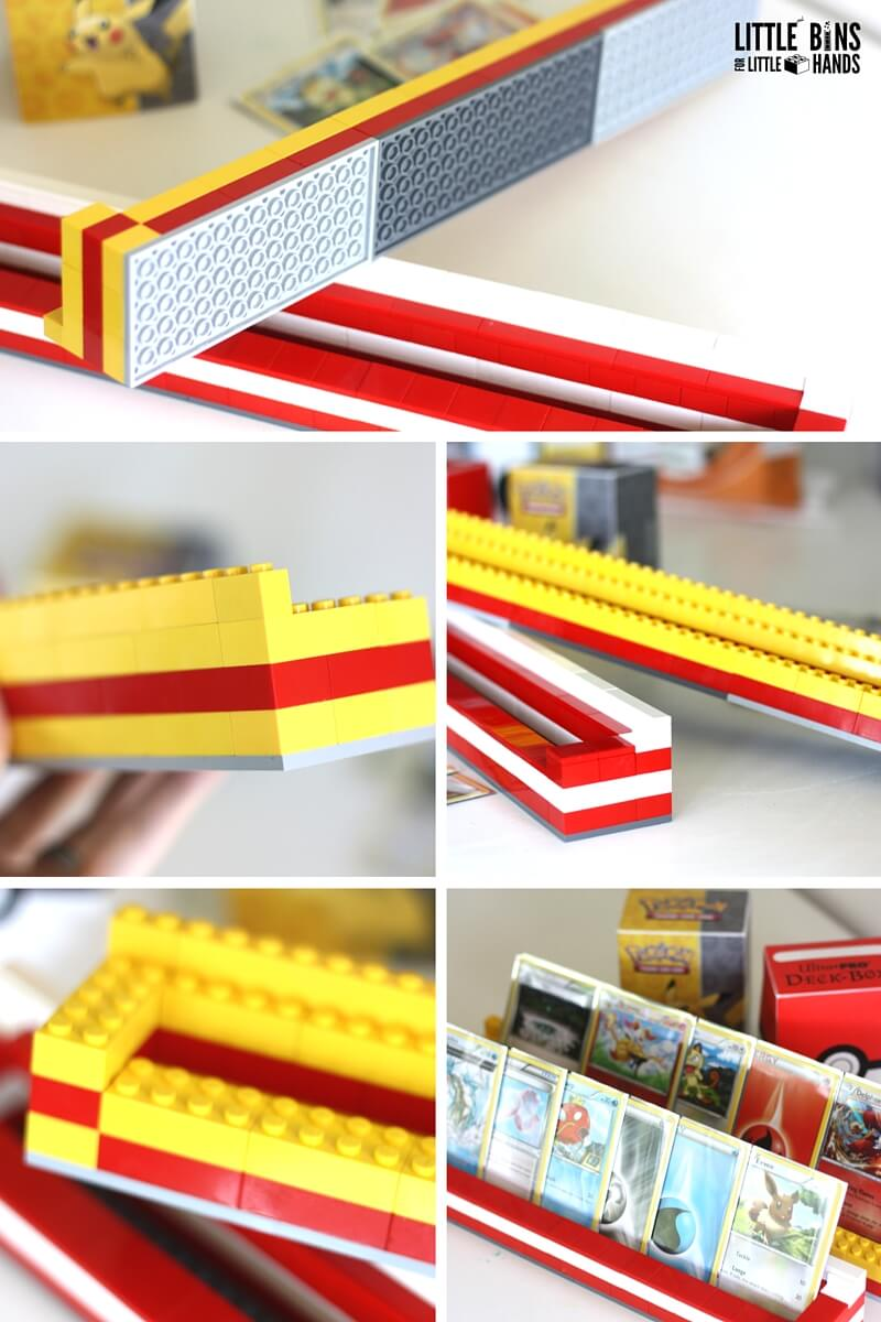 Lego Playing Card Holders For Kids Card Games