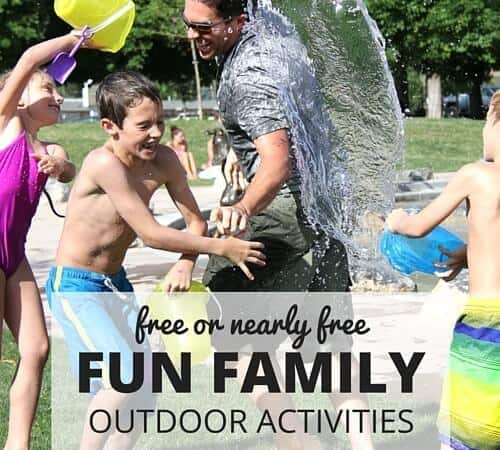 Free Or Nearly Free Outdoor Family Activities This Summer