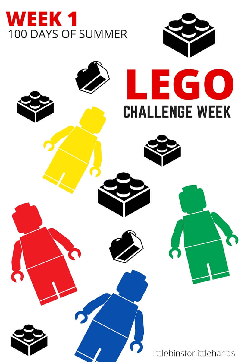 Summer STEM - Building with LEGO