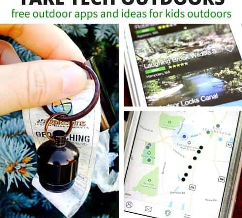 Take Tech Outside: Best Free Outdoor Apps For families
