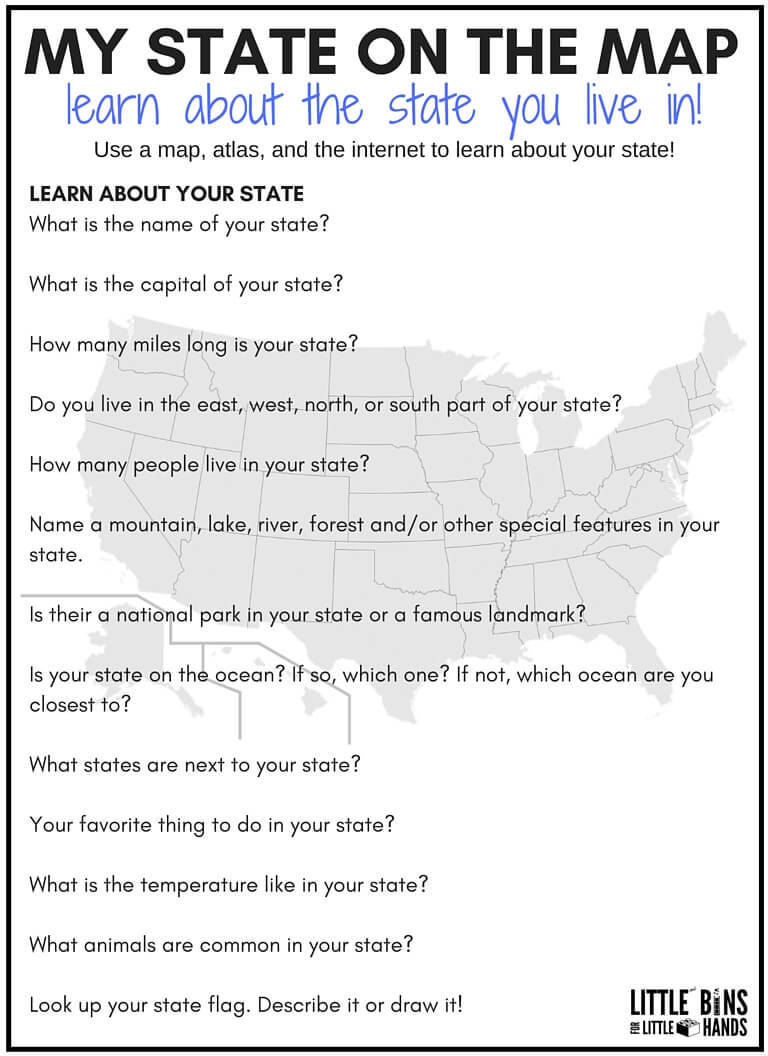 Worksheets Internet Scavenger Hunt Worksheet geography scavenger hunt united states activity my state
