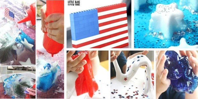 4th of July science and STEM activities