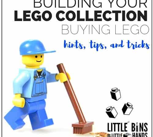 What You Need To Know: Starting LEGO Collections And Buying LEGO