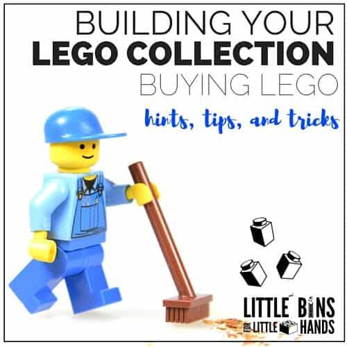 BUYING LEGO