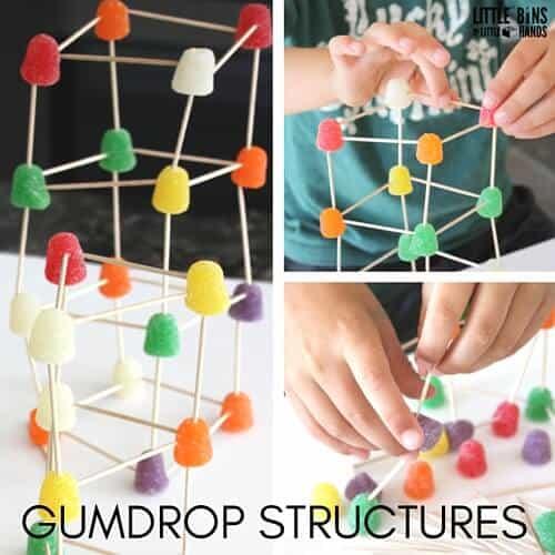 GUMDROP STRUCTURES