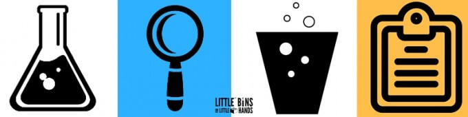 Little Bins For Little Hands Science Long Horizontal