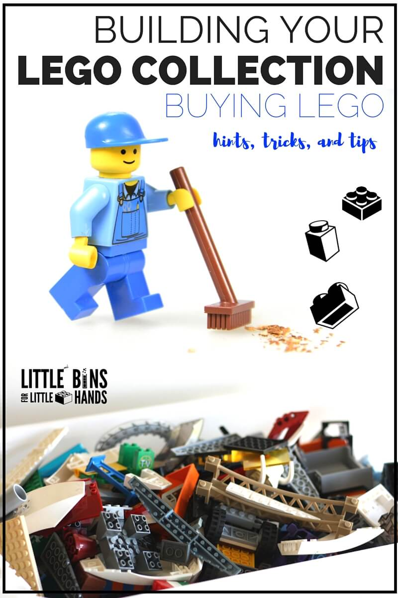 Buying LEGO And Starting Your LEGO Collection