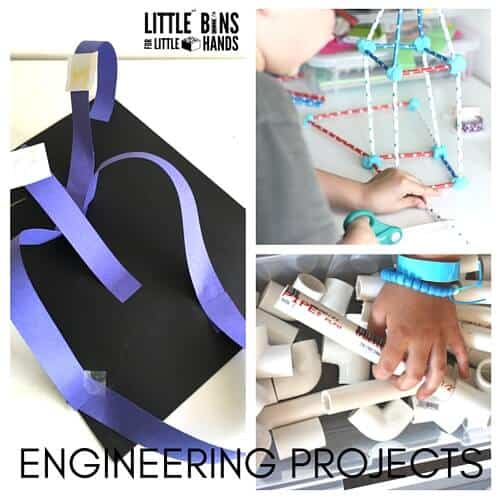 Summer Engineering Projects STEM activities for Kids