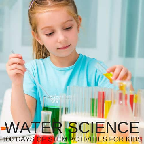 Fun Summer Stem Activities: Cool Water Experiments For Kids