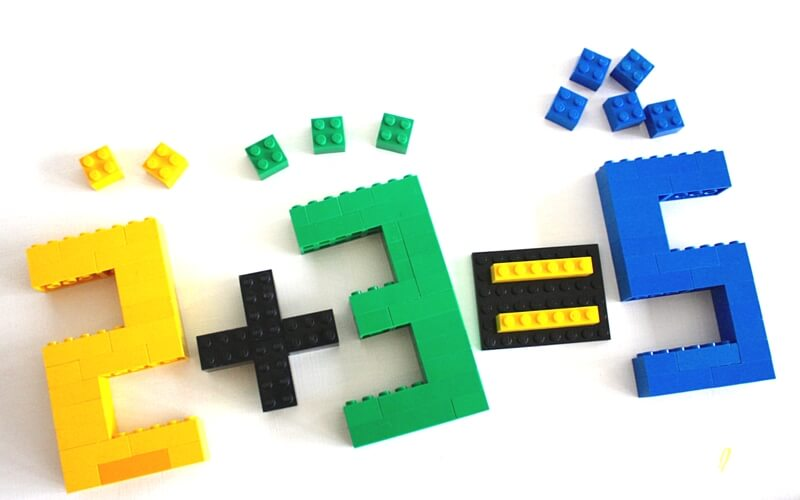 math worksheet : build lego numbers math activity for kids : Lego Maths Worksheets