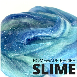 How To Make Liquid Starch Slime for Kids Science Activities