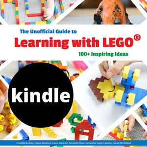 LEGO book kindle