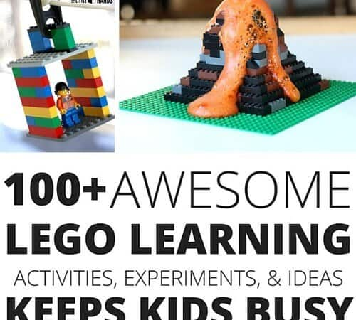 Fun LEGO Learning Activities for Kids