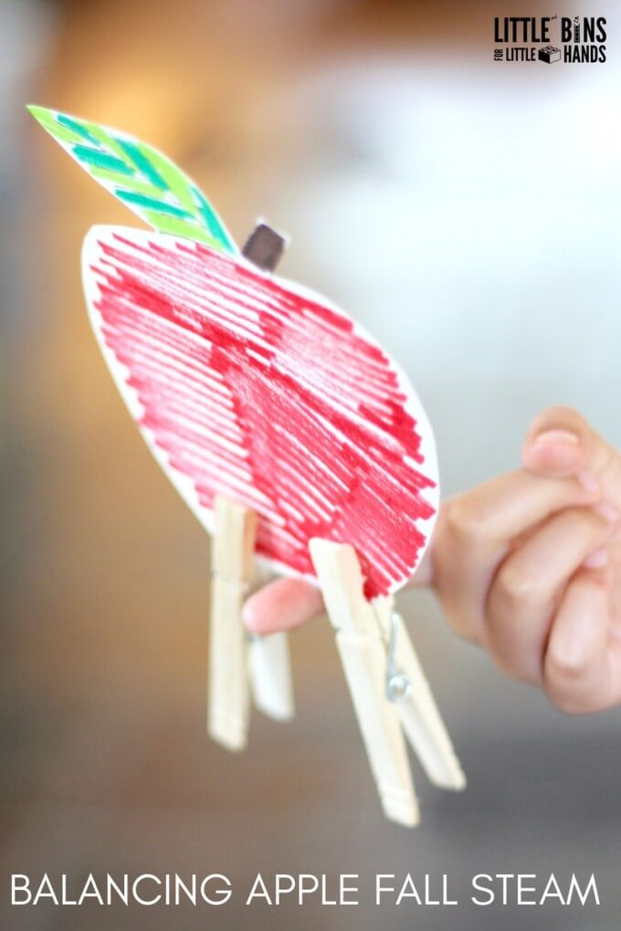 Balancing Apple Activity for Fall STEM